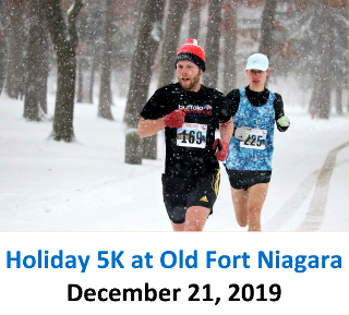 Holiday 5K at Old Fort Niagara